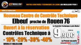 Controle technique Elbeuf Rouen