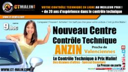 Controle technique Anzin Valenciennes